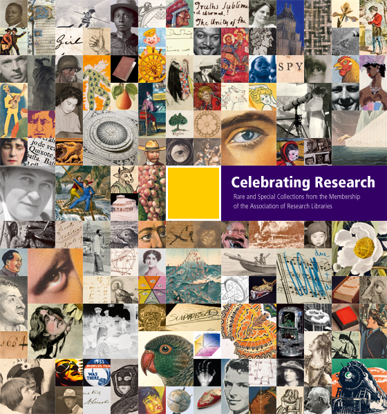 Celebrating Research book cover